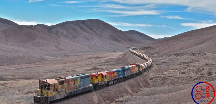 Faster trains between Europe and China?