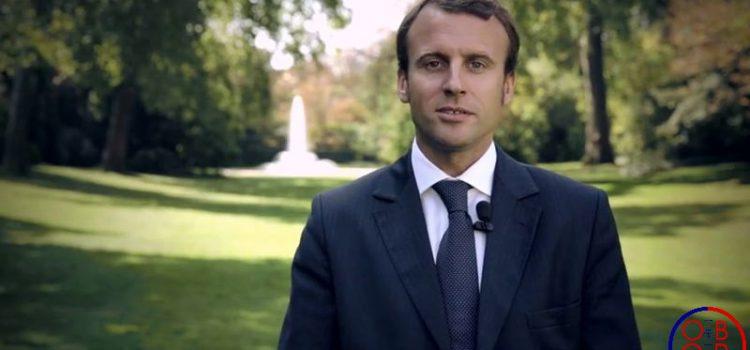 Macron, Europe and the BRI