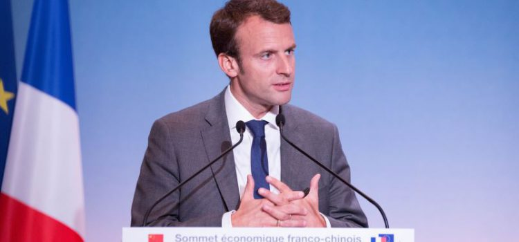 French president's visit to China (I)