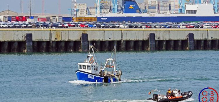China's COSCO in Zeebrugge