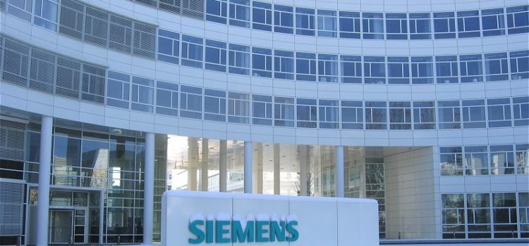 Siemens BRI headquarters in Beijing
