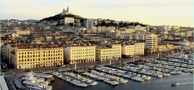 Marseille, a new destination on the Silk Sea route