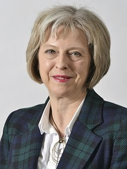 Theresa May to attend OBOR summit in May