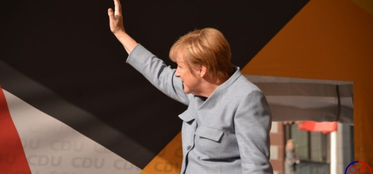 Angela Merkel's 11th visit to China