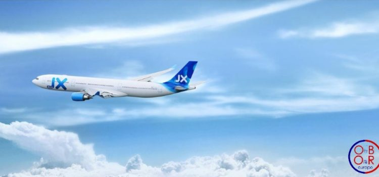 XL Airways atterrit à Jinan