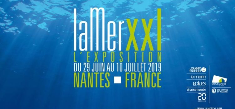 """XXL Sea"" Belt and Road conference, Nantes, France"