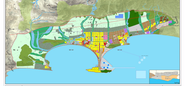Gwadar's masterplan approved in September 2019