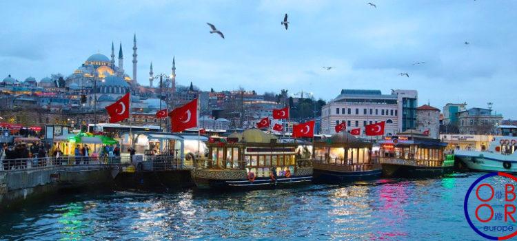 La Turquie prête à rejoindre le CECP