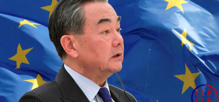 Wang Yi's week to Europe