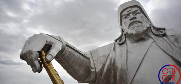 La Chine et la Mongolie sur la Route de la Prairie